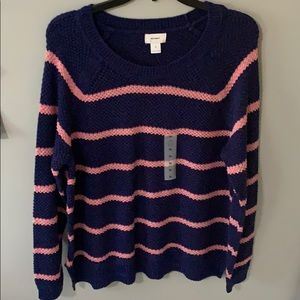 Old navy crew neck oversized sweater